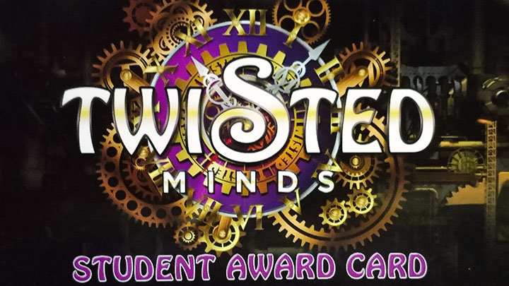 Student Award Card Photo