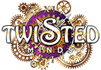 Twisted Minds Escape Rooms Logo